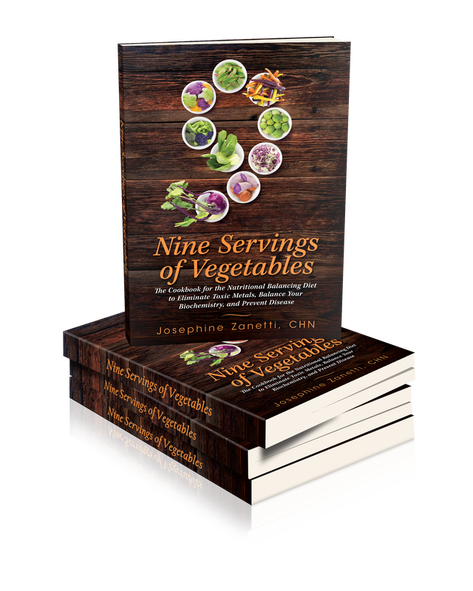 Nutritional balancing Diet Cookbook